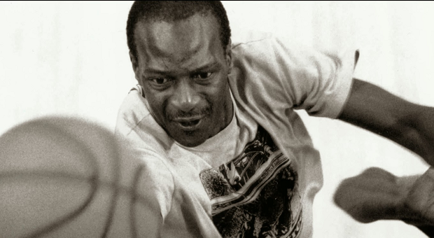 Earl Manigault lay-in