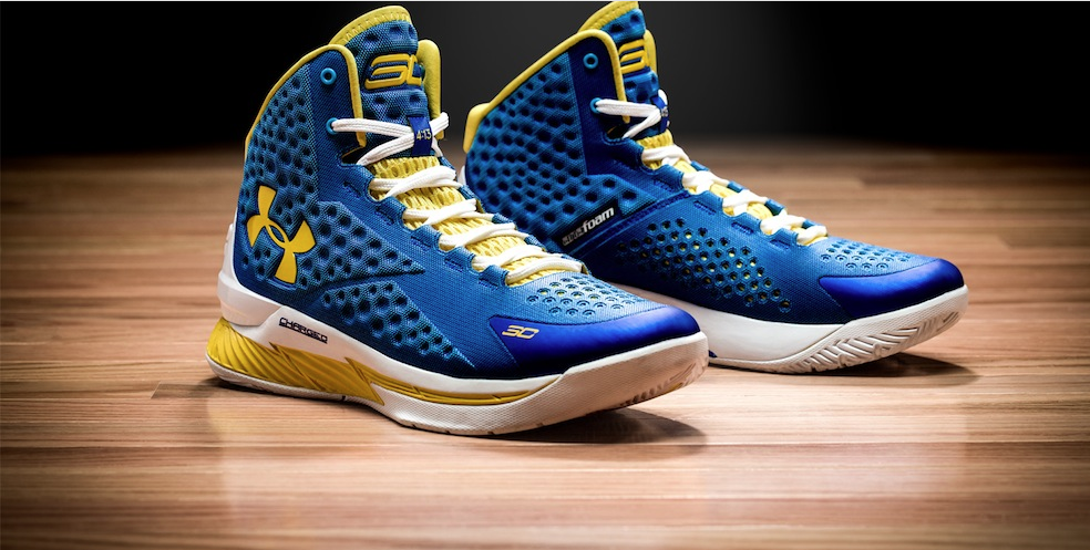 stephen curry under armour curry 1