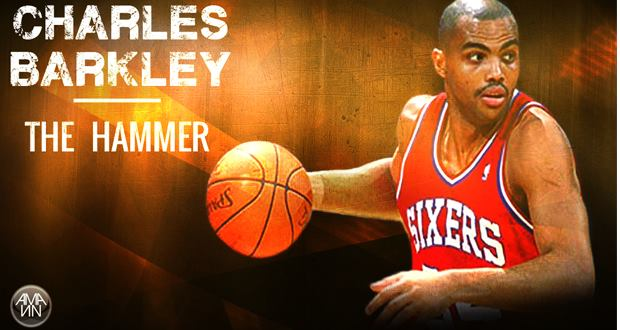 Charles Barkley - The Hammer