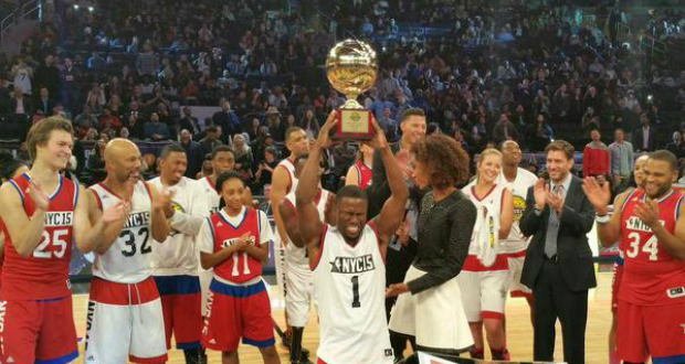 Kevin Hart, MVP du Celebrity Game