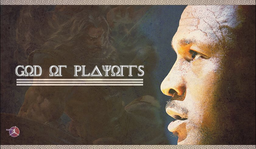 Michael Jordan - God of Playoffs