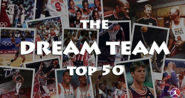 Top 50 Dream Team