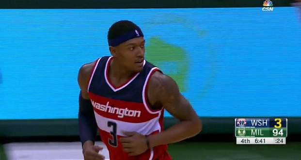Bradley Beal CSN Washington