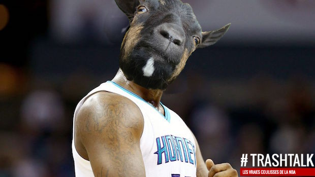NBA Goat pire titulaire