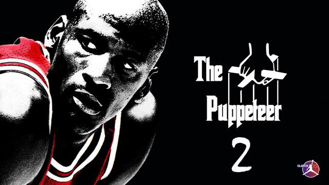 michael jordan the puppeteer