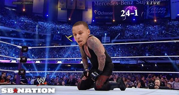 Stephen Curry Warriors lose