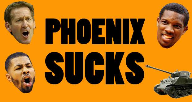 Phoenix Sucks orange