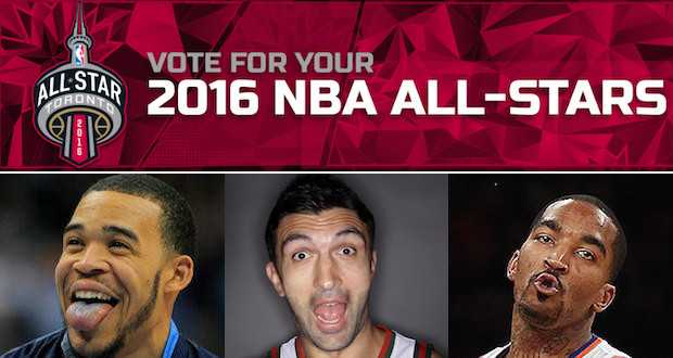 All Star Game Vote NBA