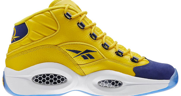 Reebok Question All Star : un retour dans le passé qui colle