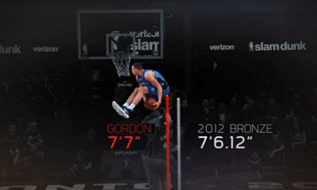 Aaron Gordon Slam Dunk Contest 2016