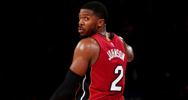 Joe johnson r ussit sa premi re au heat 30 minutes 12 for Dans 30 minutes