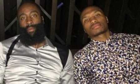 James Harden - Damian Lillard