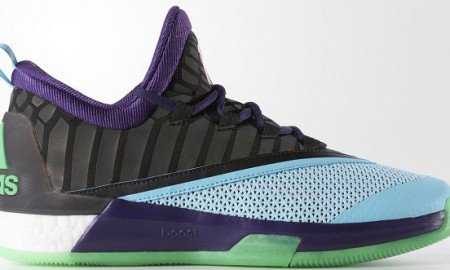 James harden Adidas Crazylight Boost 2.5 All STar PE