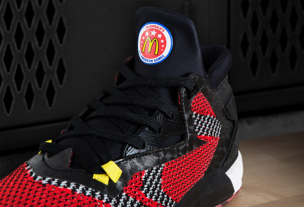 Adidas D Rose 6 pour le McDonald's All American