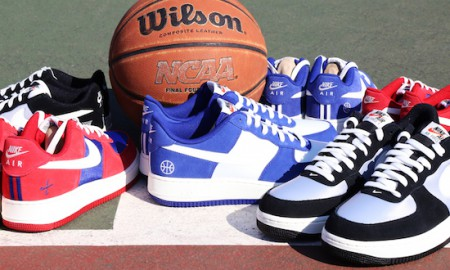 Nike Air Force 1 Low March Madness Pack