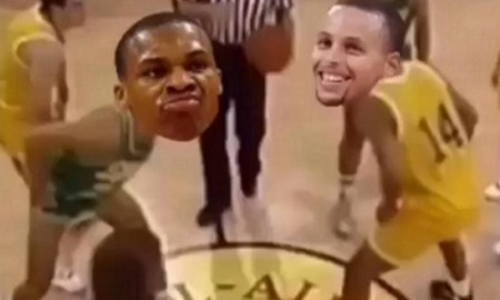 Russell Westbrook - Stephen Curry