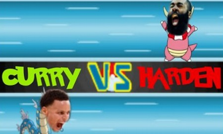 Stephen Curry vs James Harden