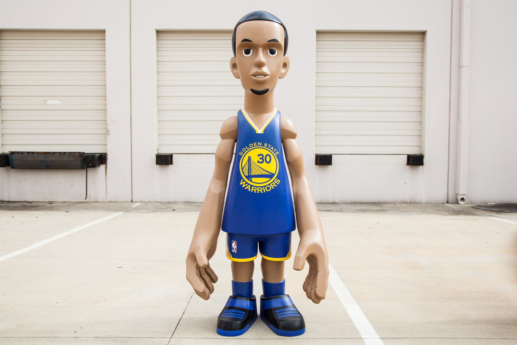 Mindstyle Cool Rain x NBA 7-Foot Player Collectibles