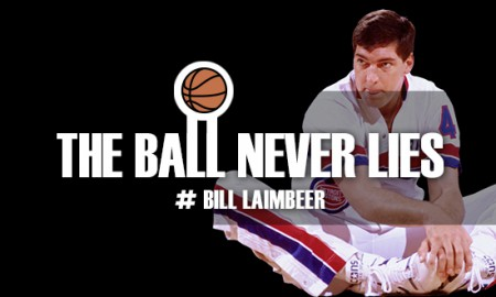 Bill Laimbeer - The Ball Never Lies