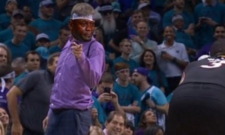 Crying Jordan - Dwyane Wade 2