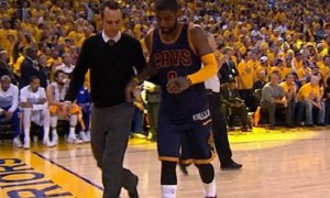 Kyrie Irving boite - League Pass