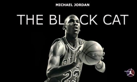 Michael Jordan - The Black Cat