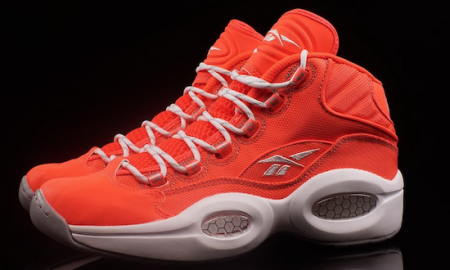 Reebok Question Mid Only The Strong Survive