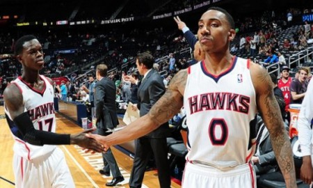 Jeff Teague Dennis Schroder