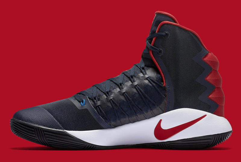 Nike Hyperdunk 2016 USA Away