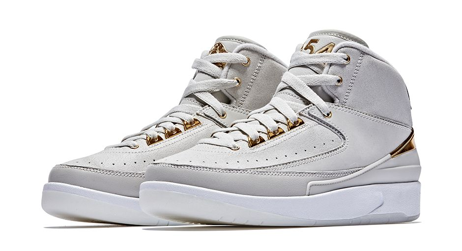AIR JORDAN 2 RETRO Quai 54