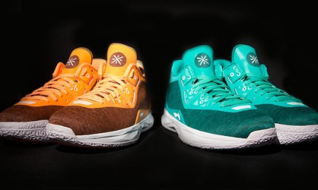 Li-Ning Way Of Wade 4 Chicago & Miami Pack