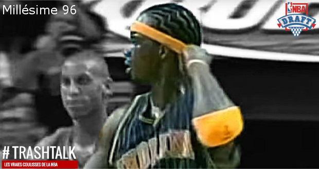 Jermaine O'Neal Draft 1996