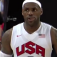 LeBron James Team USA