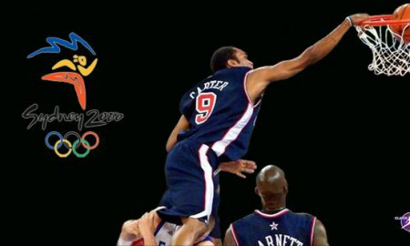 Team USA 2000 - Vince Carter
