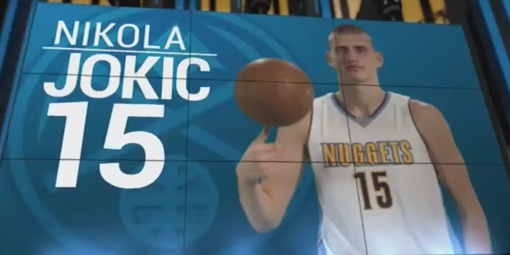 Nikola Jokic, TrashTalk Fantasy League