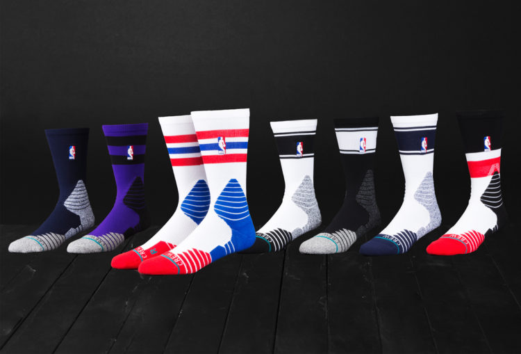 Chaussettes Stance NBA