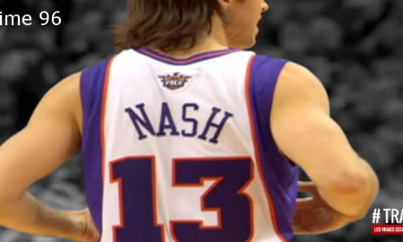 Steve Nash - Suns - Draft 1996