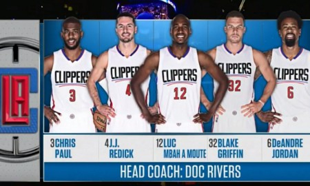 Clippers 5 majeur