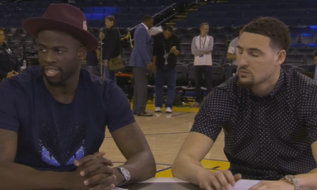 Draymond Green klay thompson