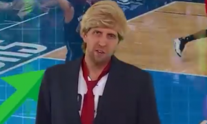 Dirk Nowitzki, Mavericks