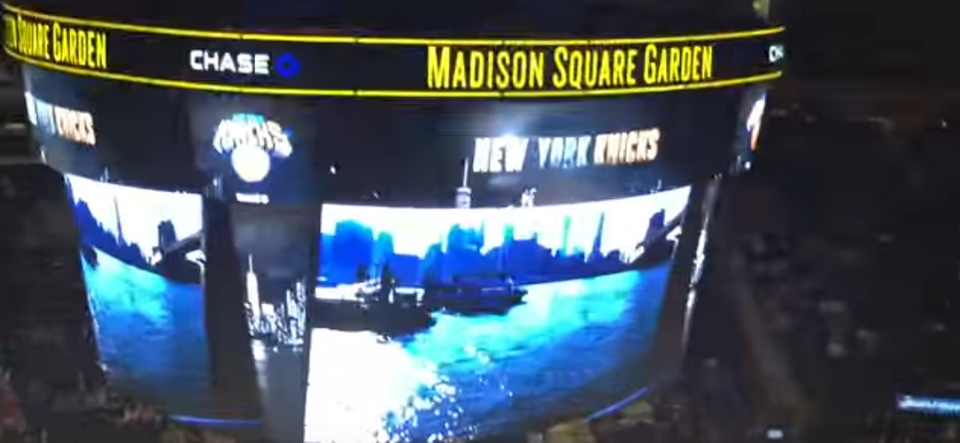 Knicks - Madison Square Garden