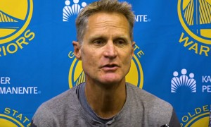 Steve Kerr - Warriors - Coach