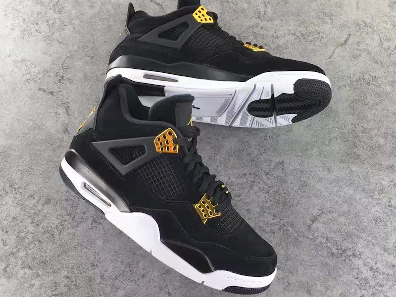 Nike Air Jordan 4 Royalty
