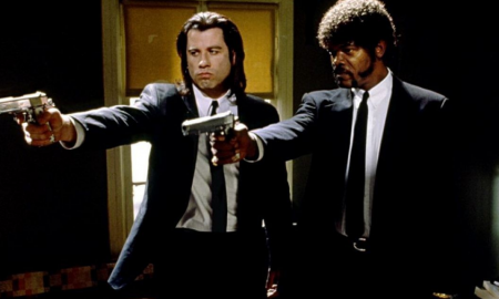 Kevin Durant Stephen Curry Pulp fiction