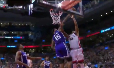 Kings - DeMarcus Cousins - DeMar DeRozan