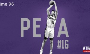 Peja Stojakovic Draft 1996