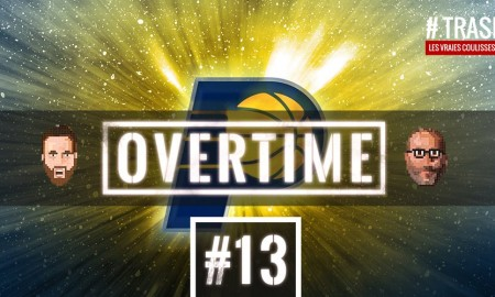 Overtime - Pacers