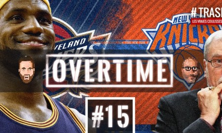 Overtime - LeBron James - Knicks