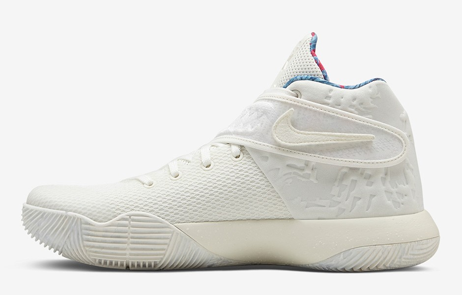 Nike Kyrie 2 What The ?