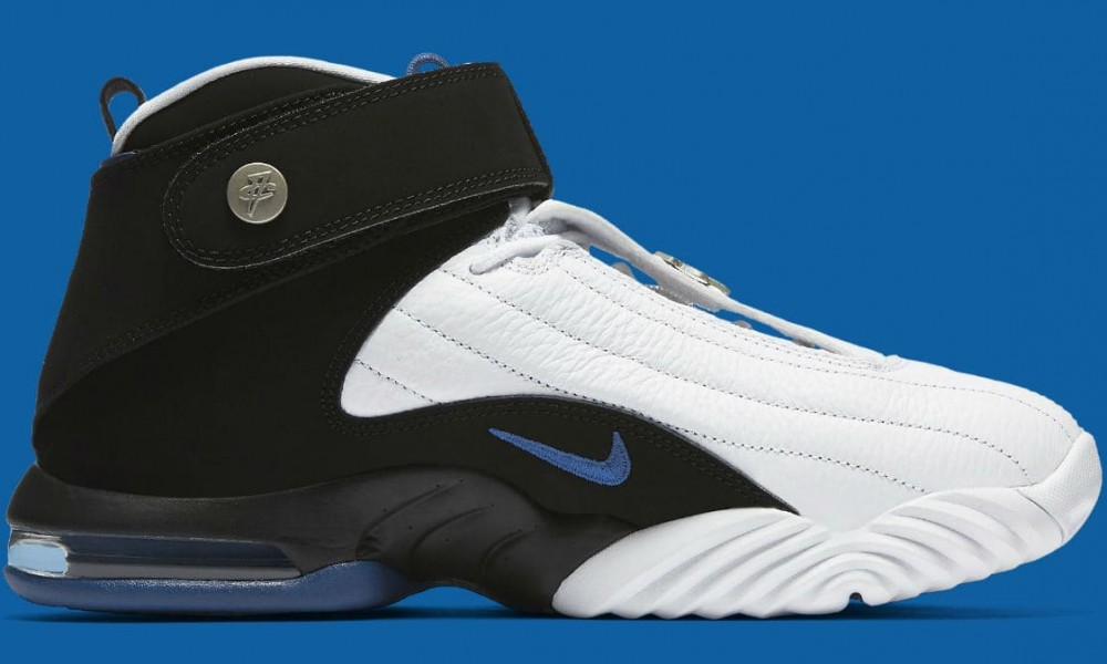 nike air penny 4 domicile ou l 39 ext rieur choisissez votre coloris pour briller trash talk. Black Bedroom Furniture Sets. Home Design Ideas